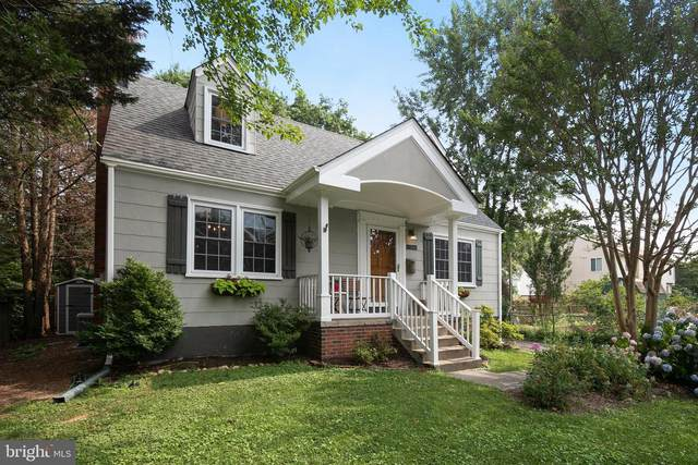 3810 18TH Street S, ARLINGTON, VA 22204 (#VAAR165136) :: Jacobs & Co. Real Estate