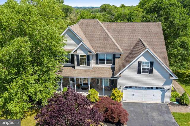 472 Harleysville Pike, HARLEYSVILLE, PA 19438 (#PAMC654396) :: John Smith Real Estate Group