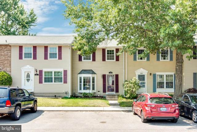 254 Chalet Circle W, MILLERSVILLE, MD 21108 (#MDAA438690) :: Certificate Homes