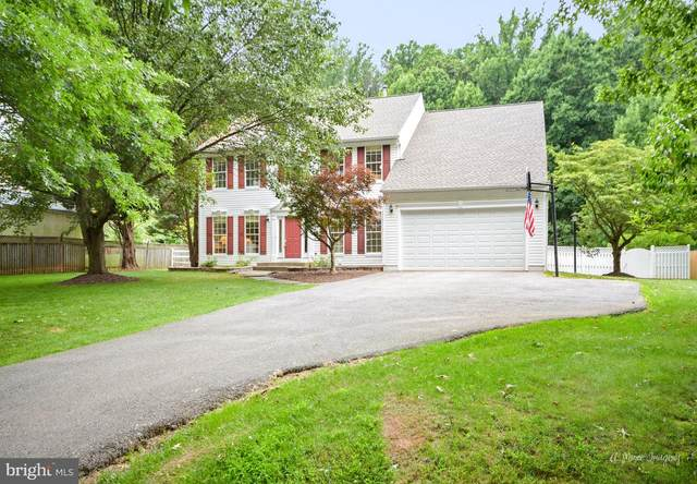 4 Founders Court, DAMASCUS, MD 20872 (#MDMC714056) :: Tom & Cindy and Associates