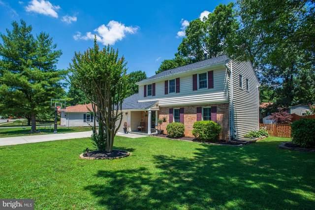 6108 Redwood Lane, ALEXANDRIA, VA 22310 (#VAFX1138062) :: Certificate Homes