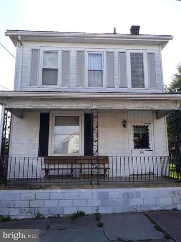 205 S Cherry Street, MYERSTOWN, PA 17067 (#PALN114478) :: John Smith Real Estate Group
