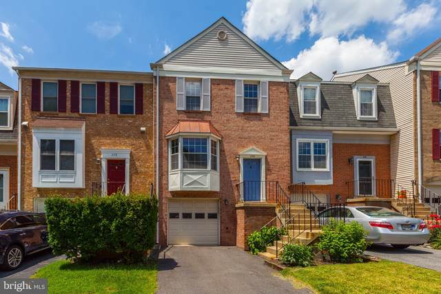 236 Lazy Hollow Drive, GAITHERSBURG, MD 20878 (#MDMC714060) :: LoCoMusings