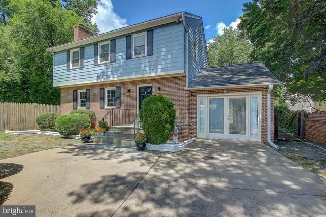 879 N Harrison Street, ARLINGTON, VA 22205 (#VAAR165146) :: Jacobs & Co. Real Estate