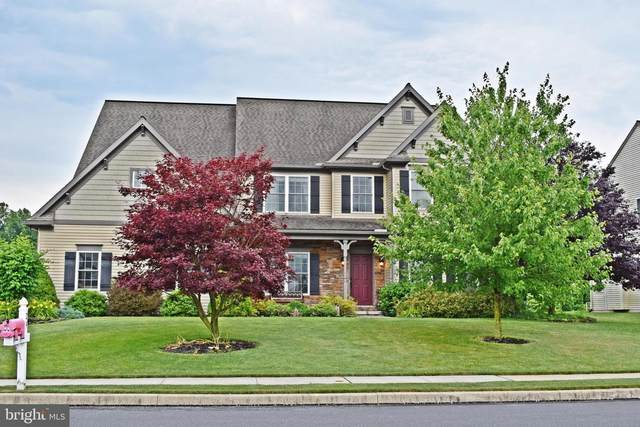29 Sandstone Drive, STEVENS, PA 17578 (#PALA165704) :: The Craig Hartranft Team, Berkshire Hathaway Homesale Realty