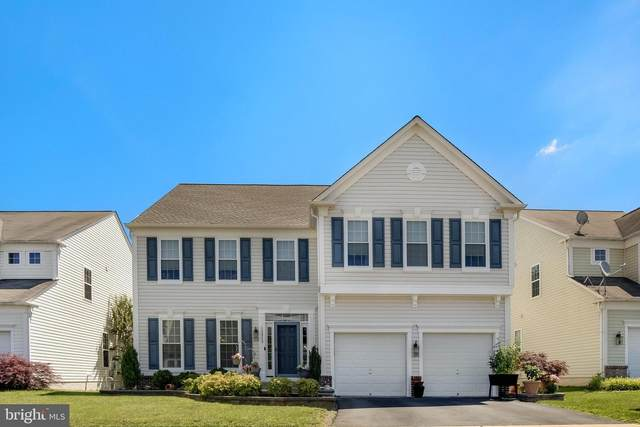 13513 Ann Grigsby Circle, CENTREVILLE, VA 20120 (#VAFX1138094) :: CENTURY 21 Core Partners