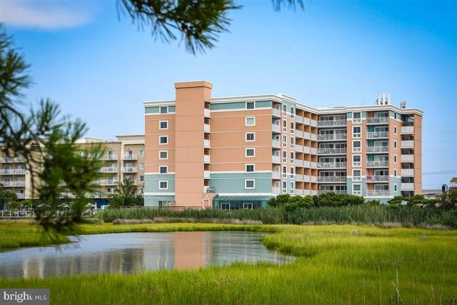 4201 Coastal Highway #204, OCEAN CITY, MD 21842 (#MDWO114772) :: Coastal Resort Sales and Rentals