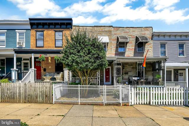 3507 Chestnut Avenue, BALTIMORE, MD 21211 (#MDBA515346) :: Larson Fine Properties