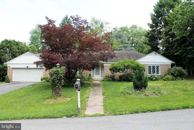 90 Eastgate Drive, CAMP HILL, PA 17011 (#PACB125138) :: John Smith Real Estate Group