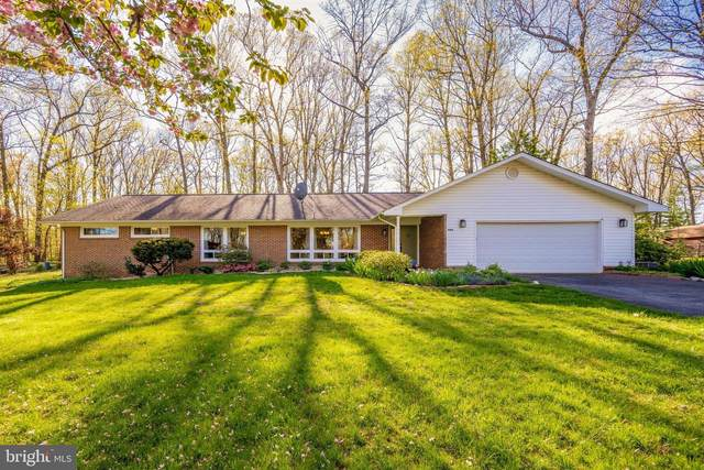 4194 Windy Hill Drive, MONROVIA, MD 21770 (#MDFR266628) :: Corner House Realty