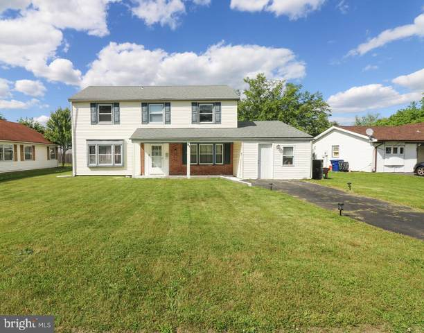 51 Pembrook Lane, WILLINGBORO, NJ 08046 (#NJBL375766) :: Ramus Realty Group