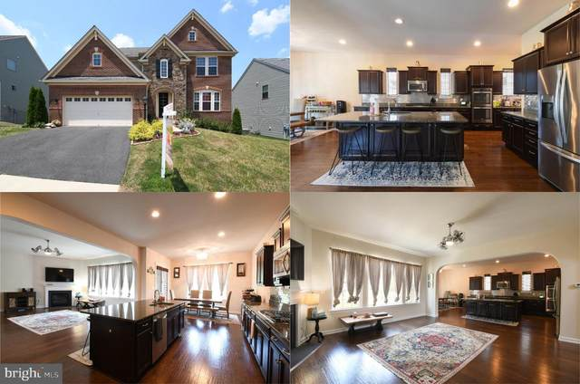 6 Tankard Road, STAFFORD, VA 22554 (#VAST223394) :: AJ Team Realty