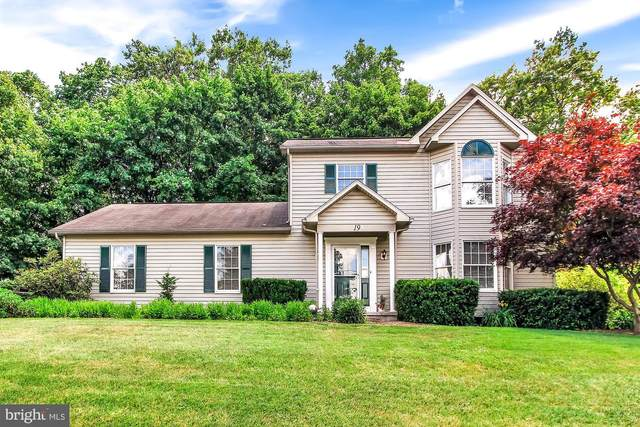 19 Belmar Drive, DALLASTOWN, PA 17313 (#PAYK140630) :: The Jim Powers Team