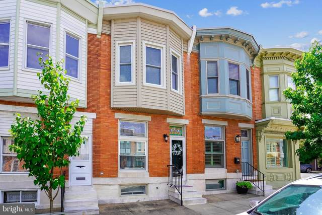 639 S Linwood Avenue, BALTIMORE, MD 21224 (#MDBA515376) :: Bob Lucido Team of Keller Williams Integrity