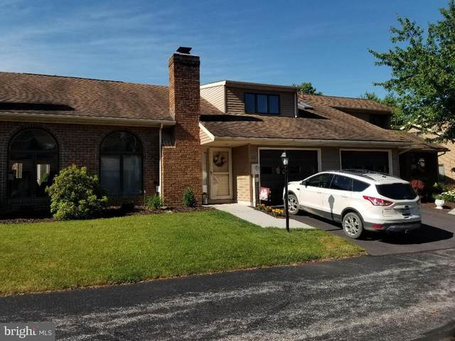 434 Deerfield Drive, HANOVER, PA 17331 (#PAYK140634) :: Younger Realty Group