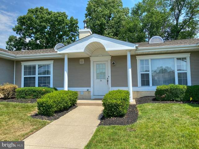 2139 Chestnut Avenue E #71, VINELAND, NJ 08361 (#NJCB127454) :: Colgan Real Estate