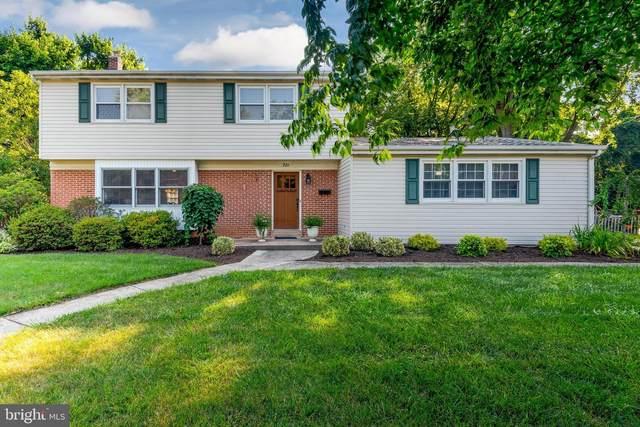 721 S Broad Street, MECHANICSBURG, PA 17055 (#PACB125148) :: John Smith Real Estate Group