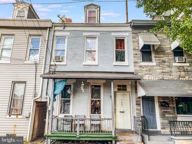 729 Chestnut Street, READING, PA 19602 (#PABK359954) :: Jason Freeby Group at Keller Williams Real Estate