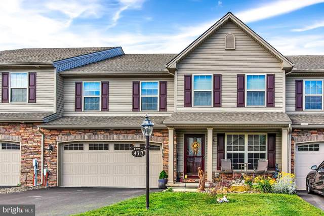 4317 N Victoria Way, HARRISBURG, PA 17112 (#PADA122900) :: ExecuHome Realty