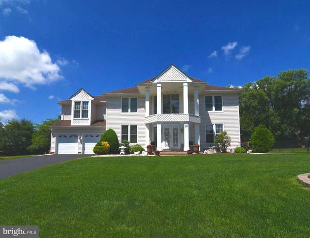 10 Empress Court, FREEHOLD, NJ 07728 (MLS #NJMM110406) :: Jersey Coastal Realty Group