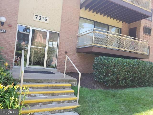 7316 Lee Highway #104, FALLS CHURCH, VA 22046 (#VAFX1138178) :: Debbie Dogrul Associates - Long and Foster Real Estate