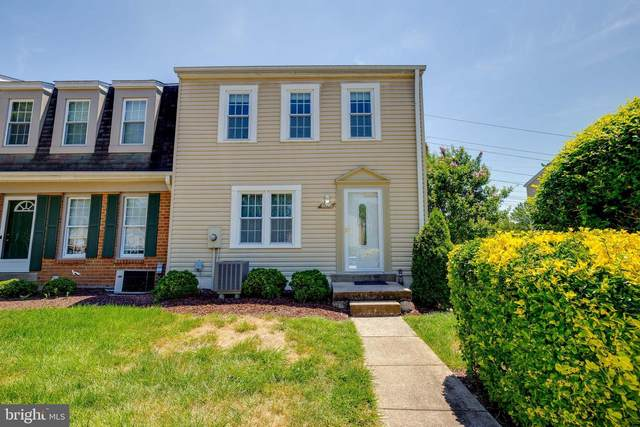 6395 Fenestra Ct 110B, BURKE, VA 22015 (#VAFX1138182) :: Tom & Cindy and Associates