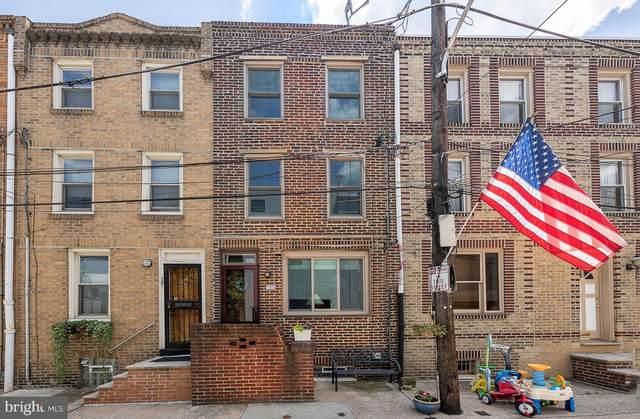 753 S Sheridan Street, PHILADELPHIA, PA 19147 (#PAPH909710) :: Mortensen Team