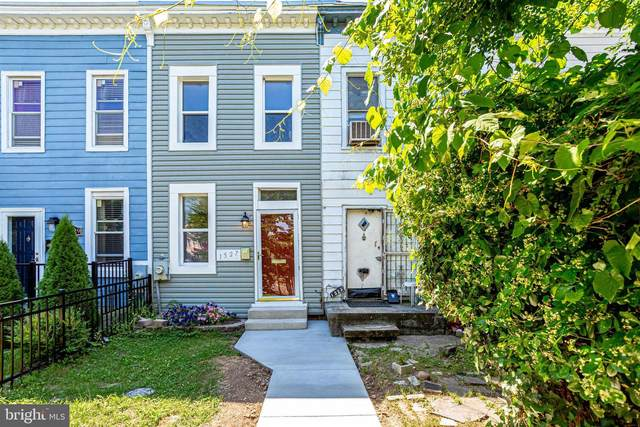 1527 North Carolina Avenue NE, WASHINGTON, DC 20002 (#DCDC475104) :: Corner House Realty