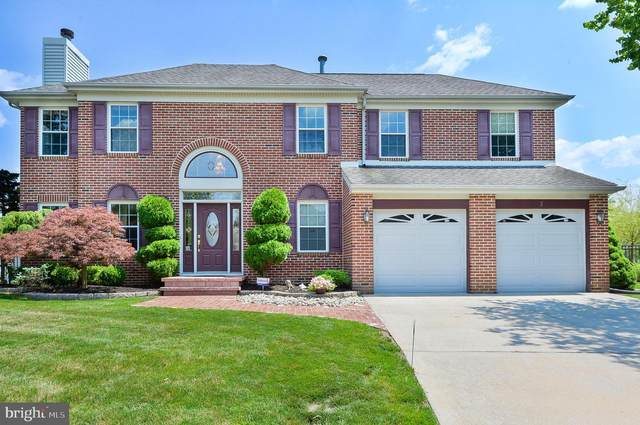 2 Wheatland Court, MARLTON, NJ 08053 (MLS #NJBL375798) :: Jersey Coastal Realty Group
