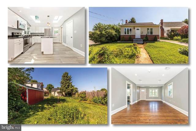 523 Pearl Street, FREDERICK, MD 21701 (#MDFR266650) :: Ultimate Selling Team