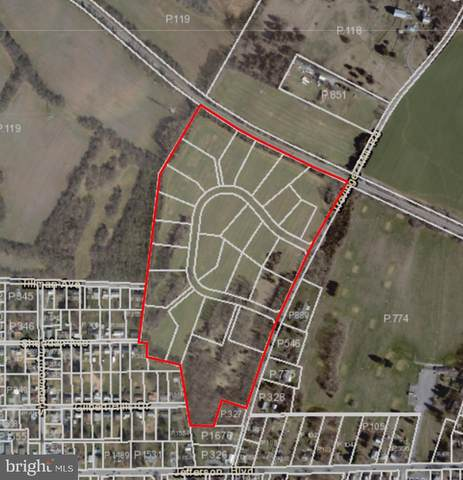 REGENT PARK Subdivision, HAGERSTOWN, MD 21742 (#MDWA173170) :: The MD Home Team