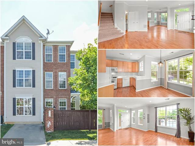117 Featherstone Place, FREDERICK, MD 21702 (#MDFR266654) :: Ultimate Selling Team