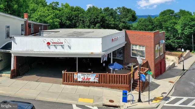 102-104 E Main Street, FROSTBURG, MD 21532 (#MDAL134590) :: The Riffle Group of Keller Williams Select Realtors