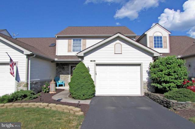 316 Hill Street, MOUNT JOY, PA 17552 (#PALA165760) :: John Smith Real Estate Group
