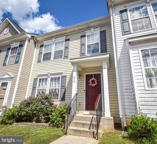 820 Gallows Court, CULPEPER, VA 22701 (#VACU141834) :: John Smith Real Estate Group