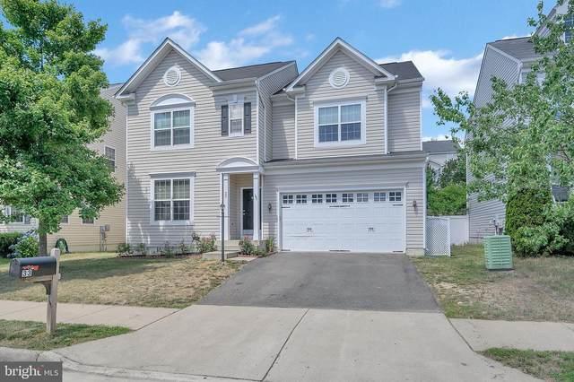 33 Trail Ridge Lane, FREDERICKSBURG, VA 22405 (#VAST223404) :: Century 21 Dale Realty Co