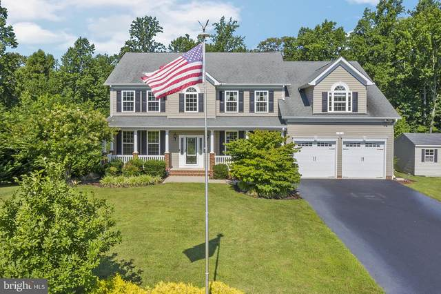 1012 Horse Pen Run, HUNTINGTOWN, MD 20639 (#MDCA177232) :: Hergenrother Realty Group