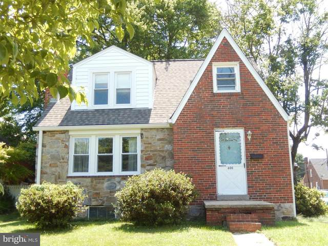 600 Military Road, FREDERICK, MD 21702 (#MDFR266656) :: The Bob & Ronna Group