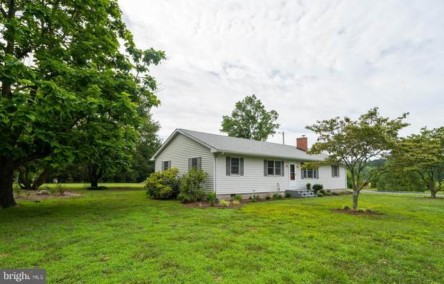 12832 Jarvis Road, BISHOPVILLE, MD 21813 (#MDWO114788) :: RE/MAX Coast and Country