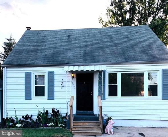 105 Vista Avenue, GLEN BURNIE, MD 21061 (#MDAA438802) :: Corner House Realty