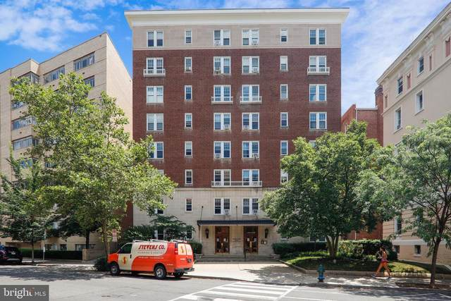 1954 Columbia Road NW #304, WASHINGTON, DC 20009 (#DCDC475146) :: Mortensen Team