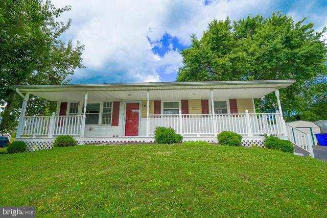 1614 Gibbons Road, POINT OF ROCKS, MD 21777 (#MDFR266666) :: The Miller Team