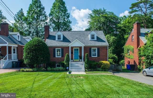 3917 13TH Street S, ARLINGTON, VA 22204 (#VAAR165216) :: Jacobs & Co. Real Estate