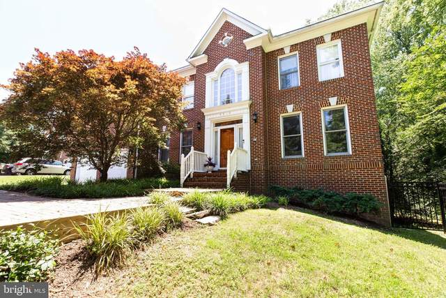 4510 Carrico Drive, ANNANDALE, VA 22003 (#VAFX1138286) :: The Miller Team