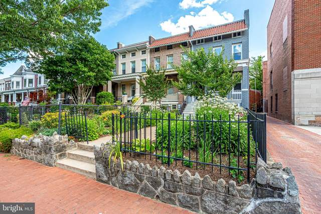 1309 North Carolina Avenue NE, WASHINGTON, DC 20002 (#DCDC475166) :: Network Realty Group