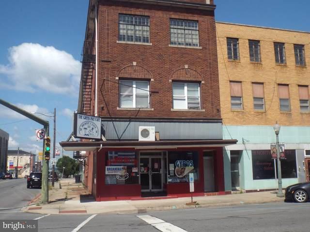 2 N Oak St Street, MOUNT CARMEL, PA 17851 (#PANU101176) :: The Joy Daniels Real Estate Group