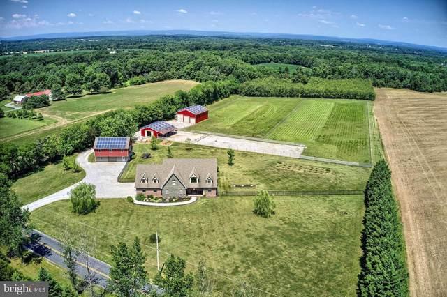 510 Cedar Ridge Road, NEW OXFORD, PA 17350 (#PAAD112100) :: Liz Hamberger Real Estate Team of KW Keystone Realty
