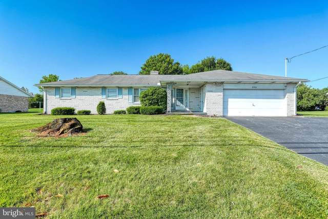 850 Cape Horn Road, YORK, PA 17402 (#PAYK140678) :: The Jim Powers Team