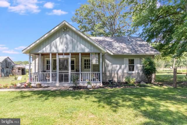 18321 Carrico Mills Road, STEVENSBURG, VA 22741 (#VACU141840) :: Cristina Dougherty & Associates