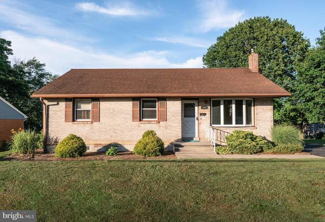 850 S Prince Street, PALMYRA, PA 17078 (#PALN114504) :: Liz Hamberger Real Estate Team of KW Keystone Realty